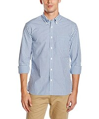 Brooks Brothers Herren Freizeithemd Spt Broadcloth Gingham Ltblgnghm