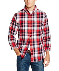James Tyler Herren Flanell-Hemd