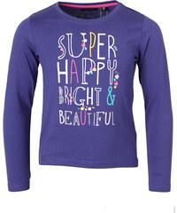 BLUE SEVEN Bavlněné tričko 'Super happy...'