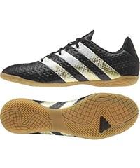 Kopačky Adidas ACE 16.4 IN 44 ČERNÁ - ZLATÁ