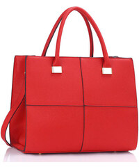 LS Červená kabelka Tarino
