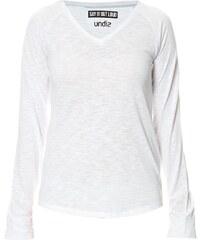 Undiz T-Shirt - weiß