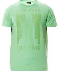 Schott T-Shirt - grün