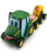 Tomy Johnny le tracteur - Voiture - multicolore
