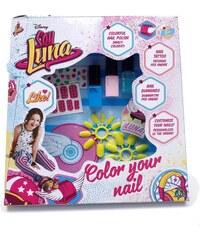 Giochi Preziosi Soy Luna - Kit créatif Colore tes ongles - multicolore