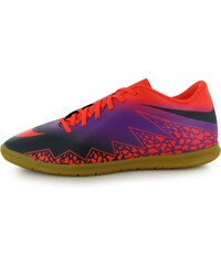 Nike Hypervenom Phade Indoor Court Trainers pánské Orange/Purple