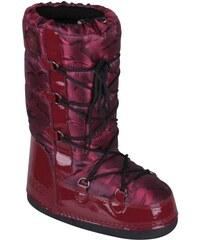 Coqui Dámské sněhule Snowboot Taina 56207 Dark Red 101134