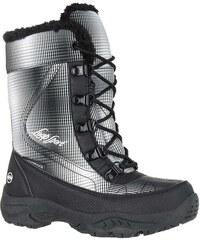 LOAP Dětské zimní boty Coll Kid Steel Gray HSK14165-T44X