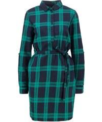 TWINTIP Robe chemise green/blue