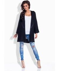 Dámský pletený kabátek Lemoniade LS171 černý