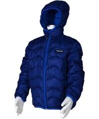 Bugga Chlapecká nylonová prošívaná bunda - tmavě modrá