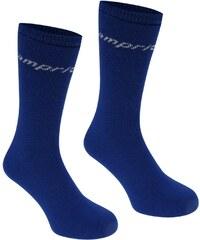 Ponožky Campri Ski Tube 2 Pack dět. královská modrá