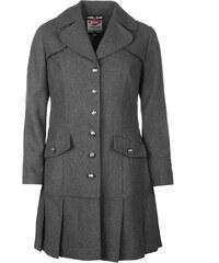 Kabát Lee Cooper Wool dám. šedá
