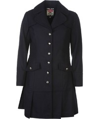 Kabát Lee Cooper Wool dám. námořnická modrá