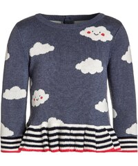GAP Pullover blue heather