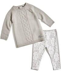 GUESS dívčí set kalhot a svetru Makenline