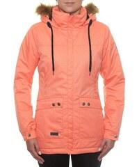 Dámská zimní bunda Funstorm Stapla peach M