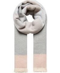 HALLHUBER Winter Schal mit Grafik Muster