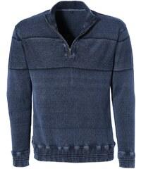 Pioneer Authentic Jeans Sweatshirt dunkelgrau