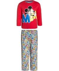Disney Pyjama light gray melange/dazzling blue