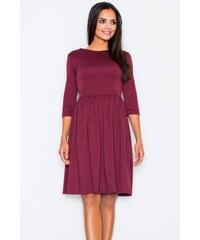 c5206680fe62 Fuchsiová šaty - Glami.cz