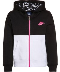 Nike Performance CLUB Sweat zippé white