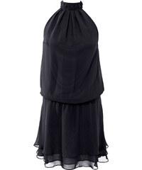 BODYFLIRT Kleid ohne Ärmel in schwarz von bonprix