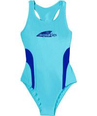 bpc bonprix collection Badeanzug in blau für Mädchen von bonprix