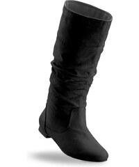bpc selection Weitschaftsstiefel in schwarz für Damen von bonprix