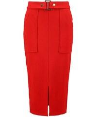 Dorothy Perkins Jupe crayon red