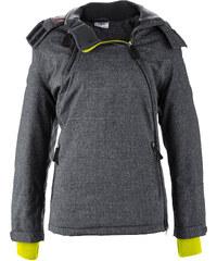 bpc bonprix collection Funktions-Outdoorjacke langarm in grau für Damen von bonprix