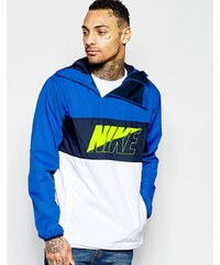 nike air max bleue - Nike Coupes vent Coupe-vent de football FFF Authentic Windrunner ...