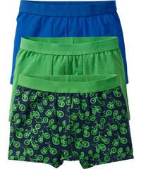 bpc bonprix collection Boxershorts (3er-Pack) in grün für Jungen von bonprix