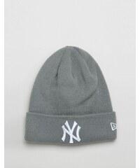New Era - NY Yankees-Beanie - Grau