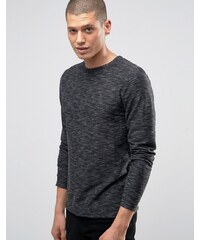 Another Influence - T-shirt manches longues - Noir