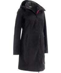 bpc bonprix collection Umstandsmoden Softshellmantel langarm in schwarz für Damen von bonprix