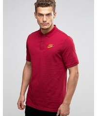 Nike - Matchup - Polo - Rouge 829360-677 - Rouge