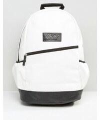 Heist - Rucksack in Schwarz und Weiß - Weiß