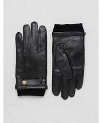 Dents - Penrith - Gants en cuir - Noir - Noir