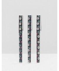 Paperchase - Gothic Garden - Gelstifte im Set - Mehrfarbig