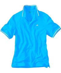 bpc bonprix collection Poloshirt kurzer Arm in blau für Herren von bonprix