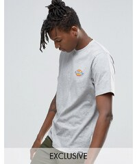 Dickies - T-shirt avec petit logo - Gris