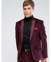 ASOS - Veste de costume ajustée coordonnée - Violet - Violet