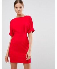 ASOS - Mini robe fourreau - Rouge