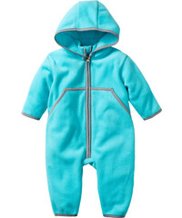 bpc bonprix collection Baby Fleeceoverall langarm in blau von bonprix