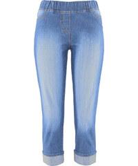 bpc bonprix collection 3/4-Jeggings in blau für Damen von bonprix