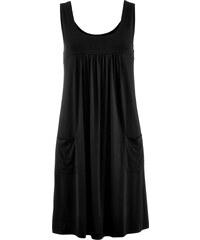 bpc bonprix collection Stretch-Kleid ohne Ärmel in schwarz von bonprix