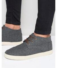 Toms - Paso - Schuhe aus Wolle - Grau