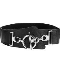 bpc bonprix collection Stretchgürtel Vivian in schwarz für Damen von bonprix