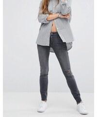 DL1961 Jessica Alba X DL No.3 - Instasculpt - Skinny Jeans - Grau